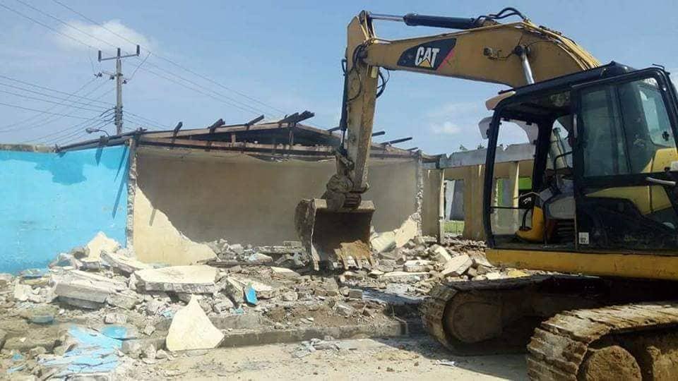 UDOM GETS ACCOLADES FOR EKET REMODELING, ROAD CONSTRUCTION