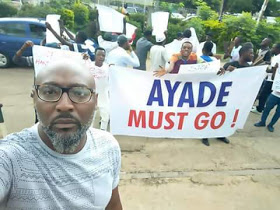 Ayade's Aides Must Go