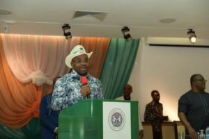 Party briefs stakeholders on outcome of federal constituency tour