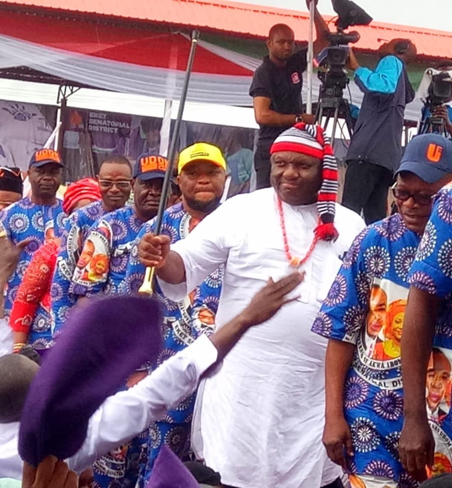 CHAIRMAN OF APC IN AKWA IBOM DEFECTS TO PDP