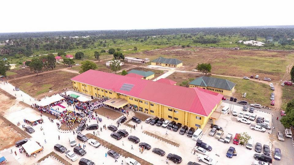 HOW UDOM CHANGED THE FACE OF AKWA IBOM HEALTH SECTOR