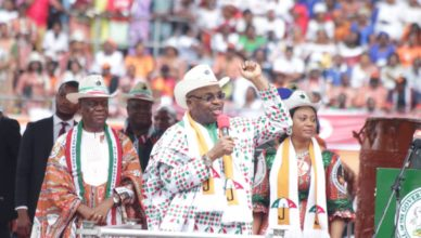 Udom Emmanuel declares for second term