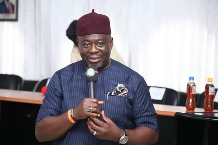 Obon Paul Ekpo, PDP Chairman