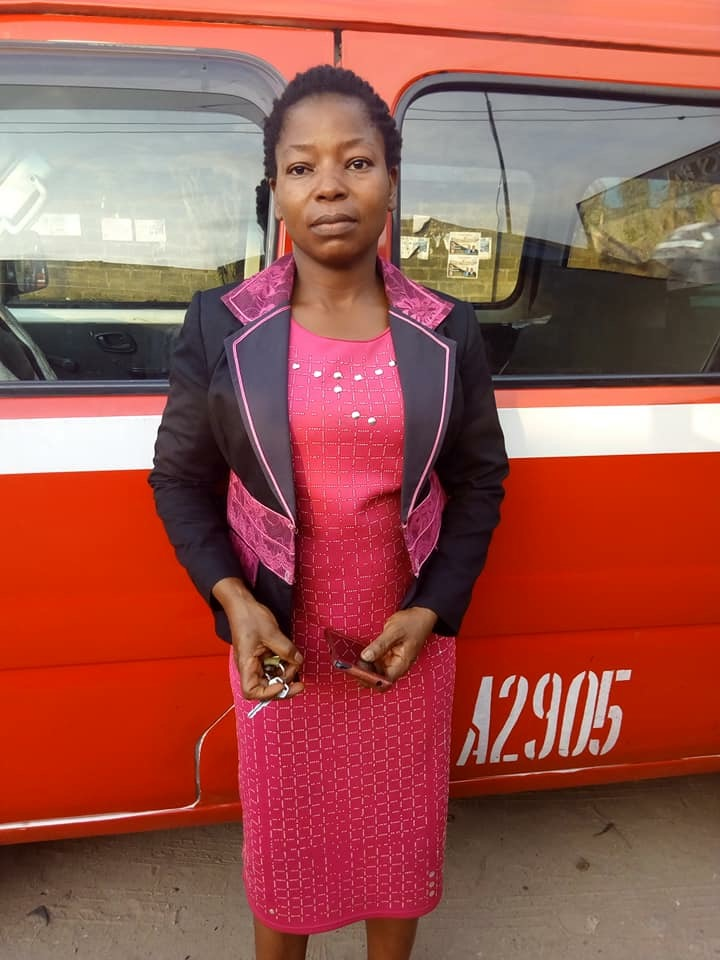 MY BITTER-SWEET EXPERIENCE IN TRANSPORT BUSINESS - A'IBOM FEMALE BUS DRIVER