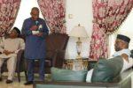 Leaders of Eket Senatorial District of Akwa Ibom State