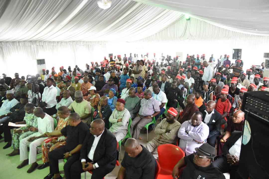 2019: RABIU KWANKWASO PARLEYS AKWA IBOM PDP FOR SUPPORT