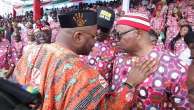 Emmanuel replies Akpabio: You didn't build a single company in 8 years but I have built 9 in three years