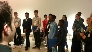 TWO AKWA IBOM STUDENTS EXCEL AT STOCKHOLM-SWEDEN WATER PRIZE COMPETITION