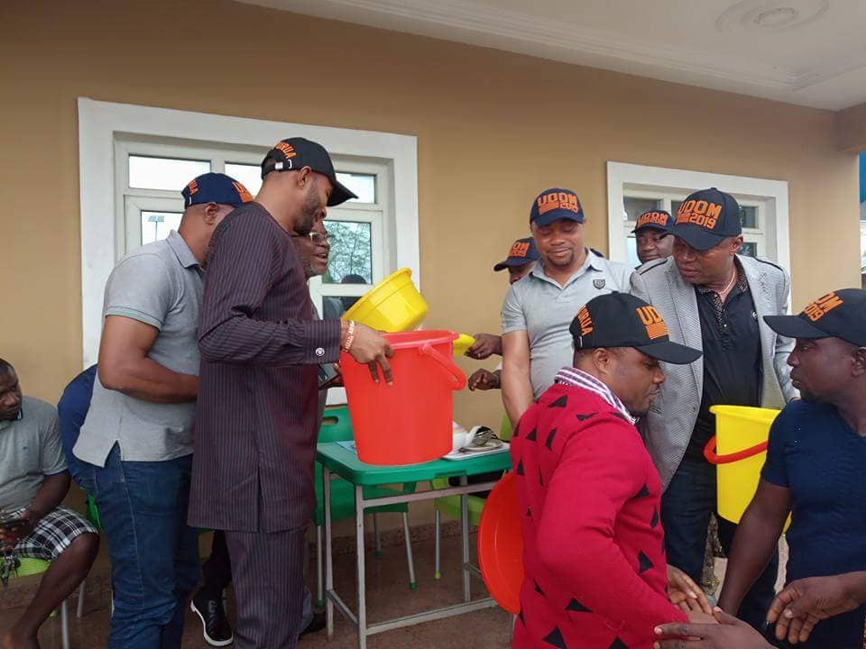 AKEES Plastic Factory: A'Ibom Traders Begin Negotiation For Distributorship