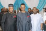 Akpabio and Apc leaders in Akwa Ibom state