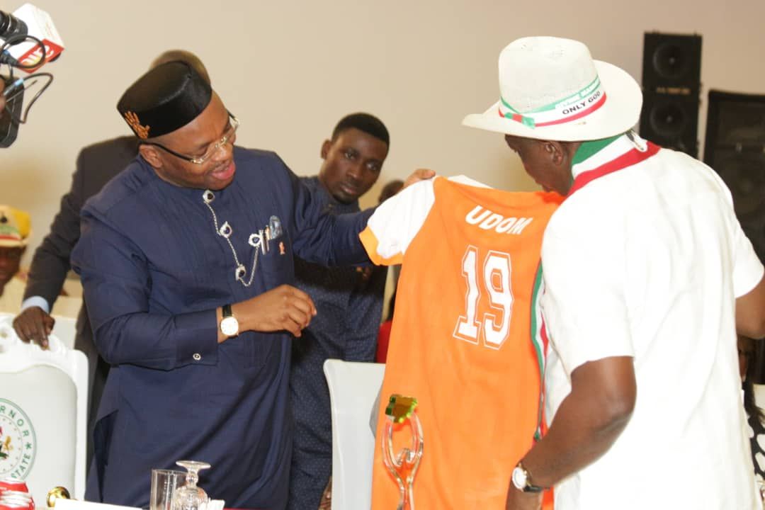 FA cup: Gov Udom doles out N70m to Akwa United