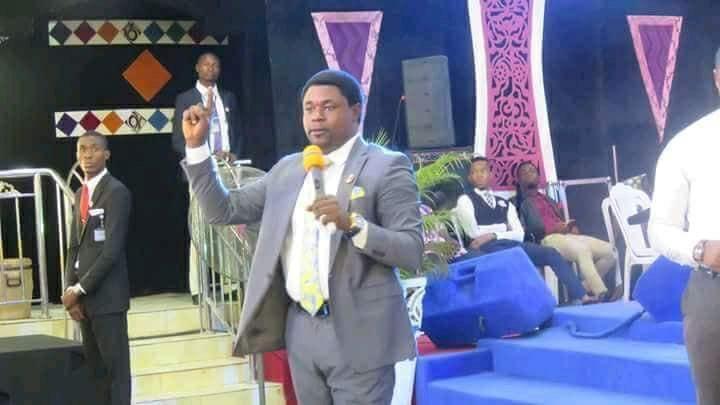 Holy Shame: Popular Akwa Ibom Pastor, Dr Mfon Paul in Fraudulent Venture