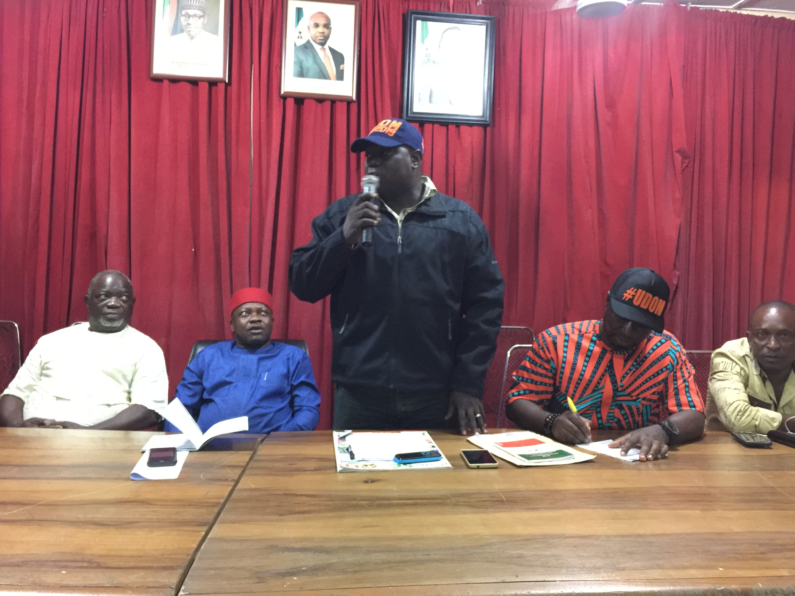 AKHA, 2019: PDP Uyo LGA Chapter Caucus Adheres to Zoning