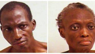 Kehinde Omosebi, aged 49, and Titilayo Omosebi