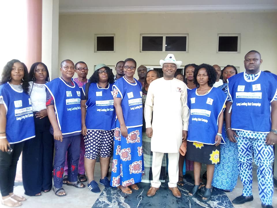Uyo Council Chairman graced United Evangelical Church women's Convention