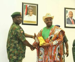 AKWA IBOM HAS LOWEST CRIME RATE IN NIGERIA –ARMY GENERAL