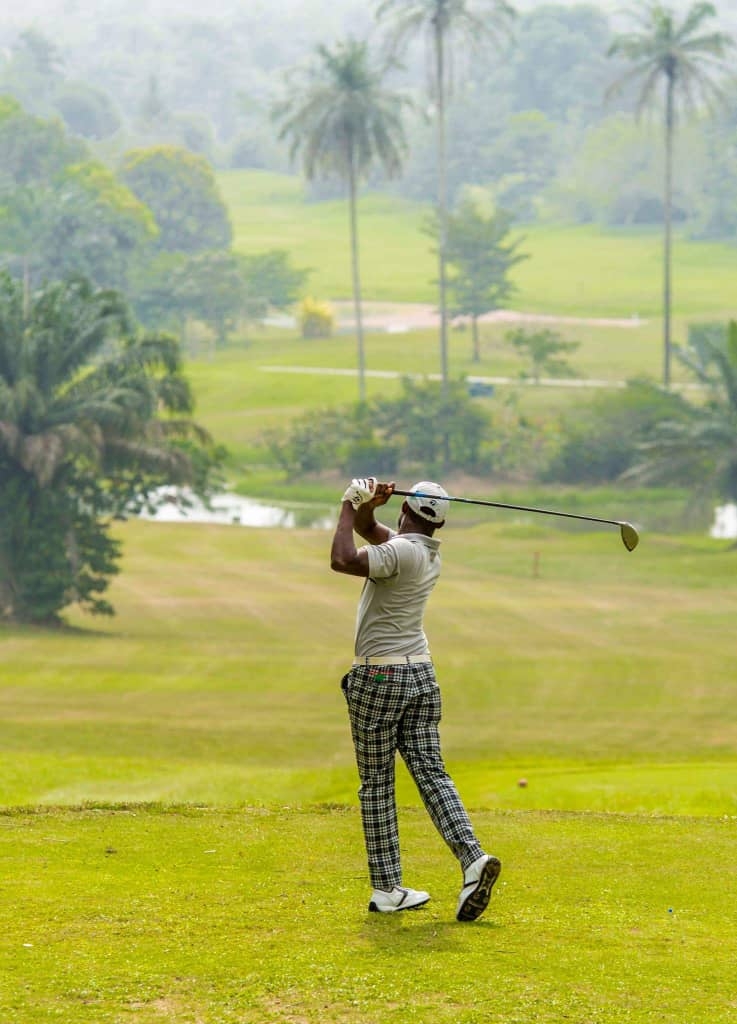 65 GOLFERS FROM IKOYI GOLF CLUB STORMS AKWA IBOM STATE ON A GOLF MATCH PLAY