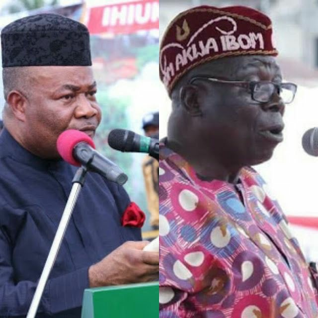 Akpabio and Chris Ekpenyong