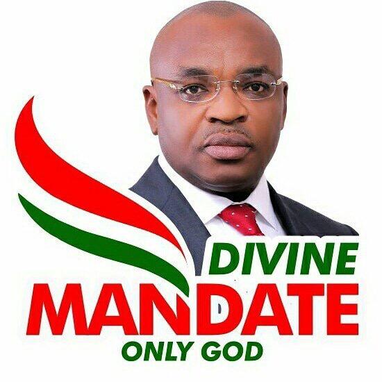 Divine Mandate Organization Logo