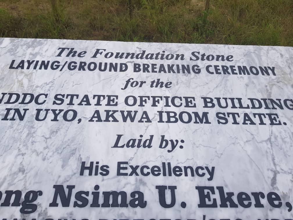 N21.9b Akwa Ibom NDDC office Fund Disappears, Project Abandoned