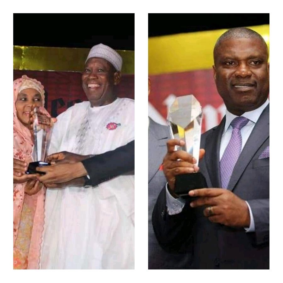 Ganduje, Ekere bag Newspaper Awards, Amidst Huge Financial Scams