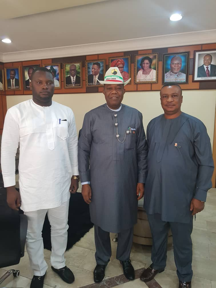 Gov's Aide Denies Defection Rumour, says I stand with Udom
