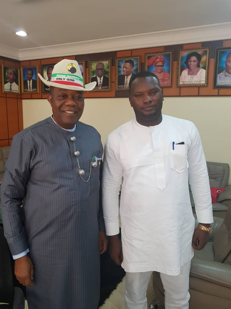 Photo of Governor Udom's Aide Denies Defection Rumour, says I stand with Udom