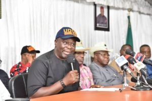 BREAKING NEWS: APC PLANS TO FRAME UP AND ARREST KEY LEADERS OF AKWA IBOM STATE PDP