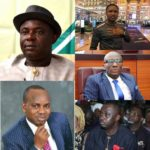 Factional members of the Akwa Ibom State House of Assembly