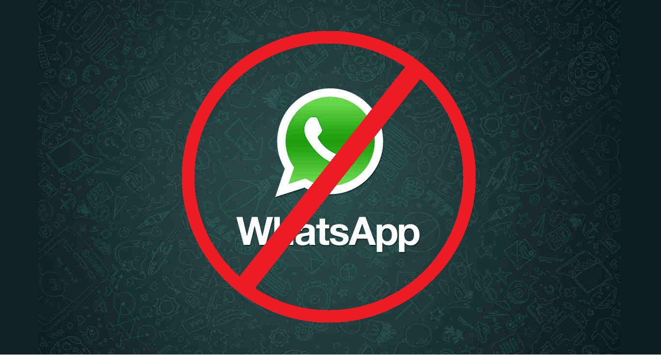 Countries Where WhatsApp is Banned!
