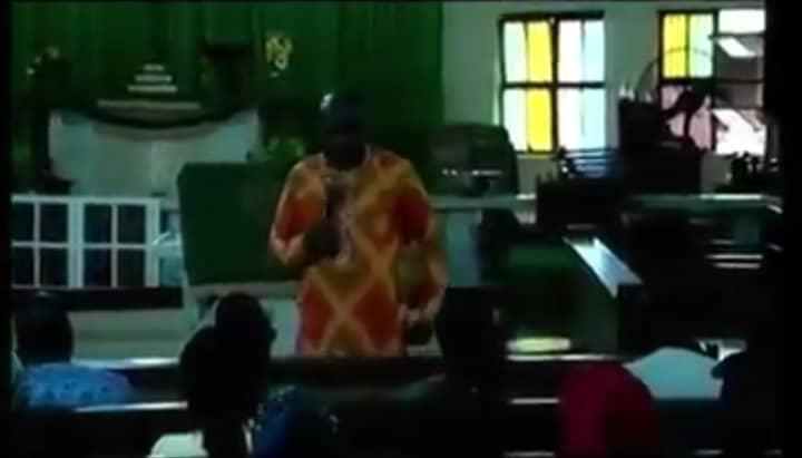 Rev. Canon Iyke Egbuonu