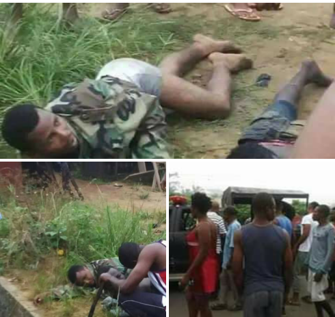 AKHA MAYHEM: HOW HEAD OF POLICE QUICK RESPONSE SQUAD ORDERED RELEASE OF ARRESTED HIRED ASSASSINS