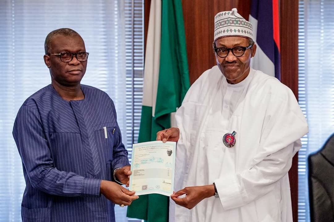 Photo of WAEC FINALLY DOUSES TENSION ON THE CERTIFICATE NOISE