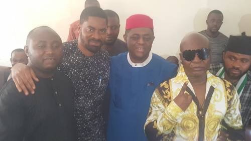 Deji Adeyanju Granted Bail As Fani Kayode, Charly Boy Storm Abuja Court.