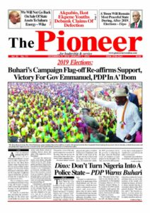 2019 Elections: Buhari's Campaign Flag-off Re-affirms Support, Victory For Gov Emmanuel, PDP In A' Ibom