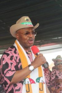 UDOM'S SECOND TERM A DONE DEAL AS 450 APC SUPPORTERS JOIN PDP IN UDUNG UKO