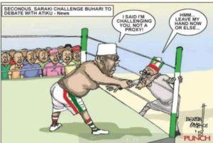 Nigeria's 2019 PRESIDENTIAL Election: Who should debate?