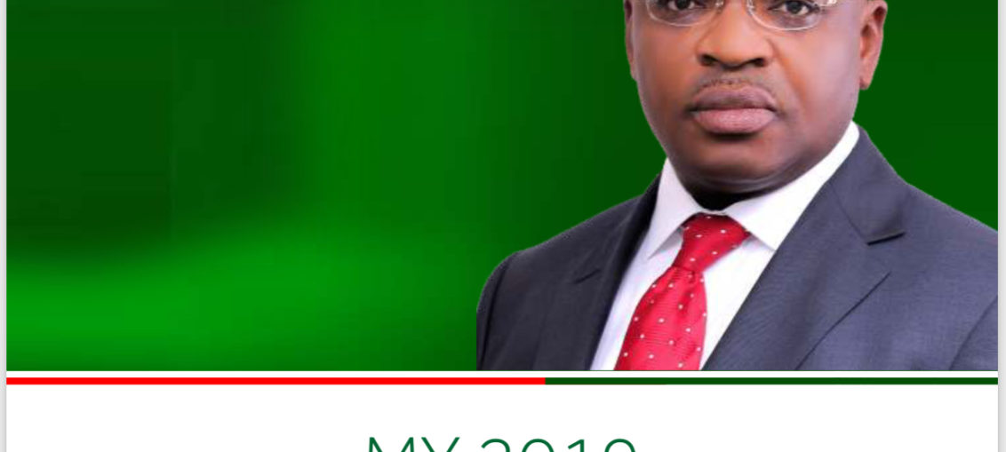 DOWNLOAD GOV UDOM EMMANUEL'S 2019 MANIFESTO