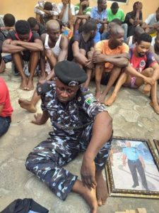 Akwa Ibom State Police Command has arrested a fake Assistant Commissioner of Police, Kingsley Udoyen