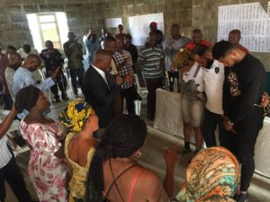 MOSES ARMSTRONG HOSTS IDUNG UDOFIA COMMUNITY, DRUMS SUPPORT FOR GOVERNOR EMMANUEL