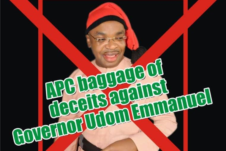 BREAKING NEWS: Nsima Ekere's N20m propaganda booklet against Udom Emmanuel exposed