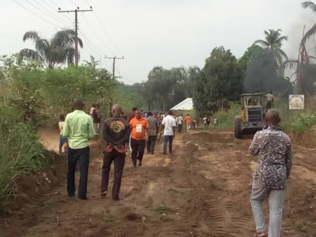 UYO LOCAL GOVERNMENT AREA GETS MORE GRADED ROADS