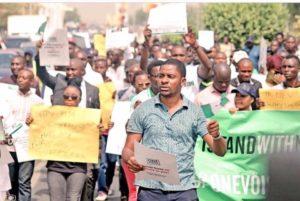 Charly Boy betrayed us while I was in prison – Deji Adeyanju