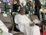 Obasanjo, GEJ absent at Buhari's second term inauguration