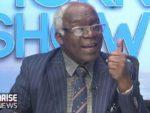 A human rights lawyer, Mr. Femi Falana