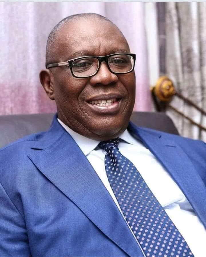 Photo of Oro Man appointed Chairman Akwa Ibom State Polytechnic, Governing Council, Ikot Osurua.