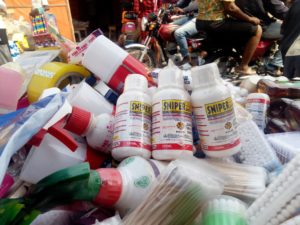 NAFDAC Bans Sniper Insecticide In Open Markets, Supermarkets