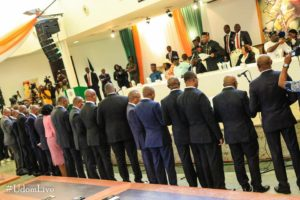 Members of Akwa Ibom State Executive Council and Portfolios