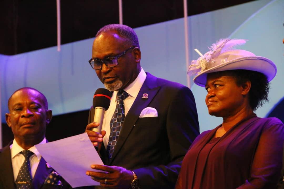 Photo of Bishop Emmanuel Etim Emerges As New PFN State Chairman, Akwa Ibom State.