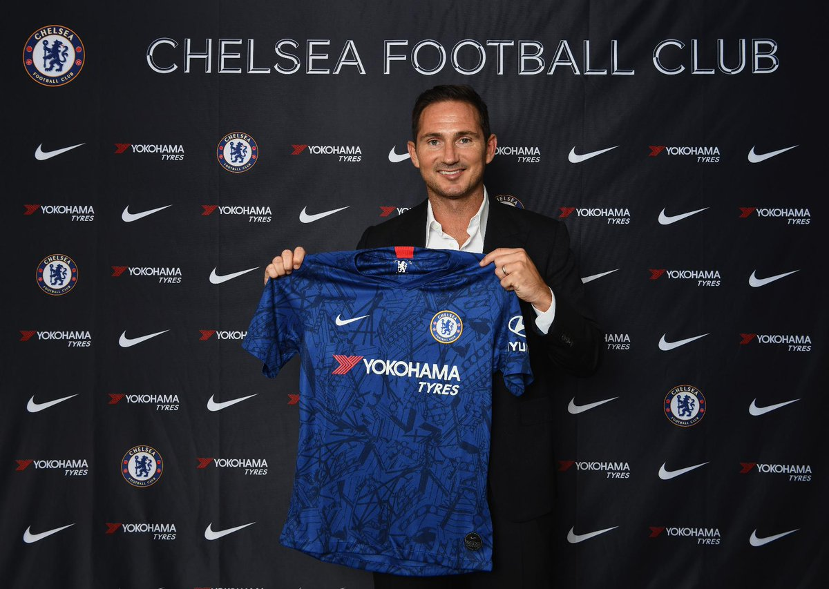 Photo of Chelsea FC appoint former midfielder Frank Lampard as manager